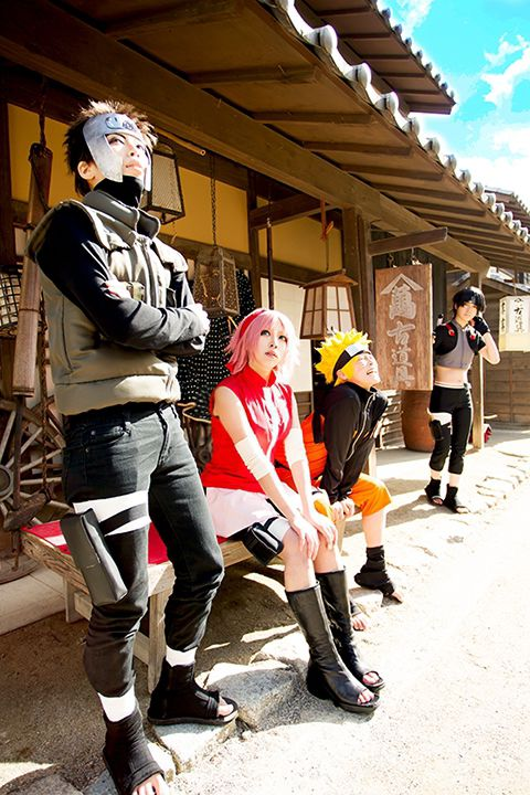 Sakura Haruno (Naruto Shippuden) Cosplay by Yuito & Friends Yuito Profile : http://cosplaymaniax.com/cosplay/yuito/ More Photos Visit us : https://www.facebook.com/cosplaymaniax Blog : http://cosplaymaniax.blogspot.com
