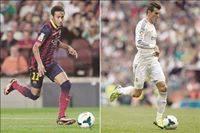 DEBUT EL CLASICO SI NOMOR 11 Neymar : CETAK GOL Bale : KARTU KUNING 100 juta dollar ? #salam untuk Bale Madrid tanpa Ozil & Wasit Hanya Butiran Debu