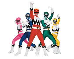 Siapa yang pernah nonton ini? Power Ranger apa mereka? yang tau klik WOW