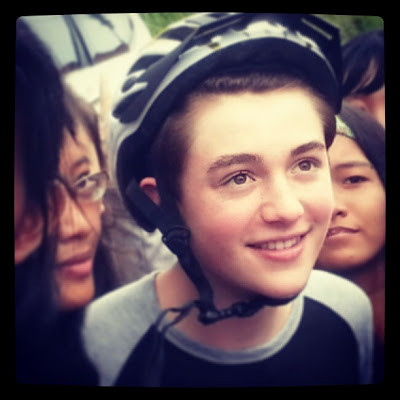 #greyfact greyson was in bali about 5 months ago to joined bali song writing