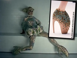 SEAPATU ARMADILLO LADY GAGA!!!