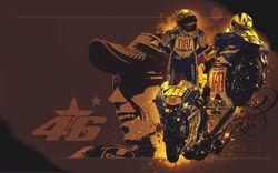 Kenapa Valentino Rossi disebut legenda Motogp?????