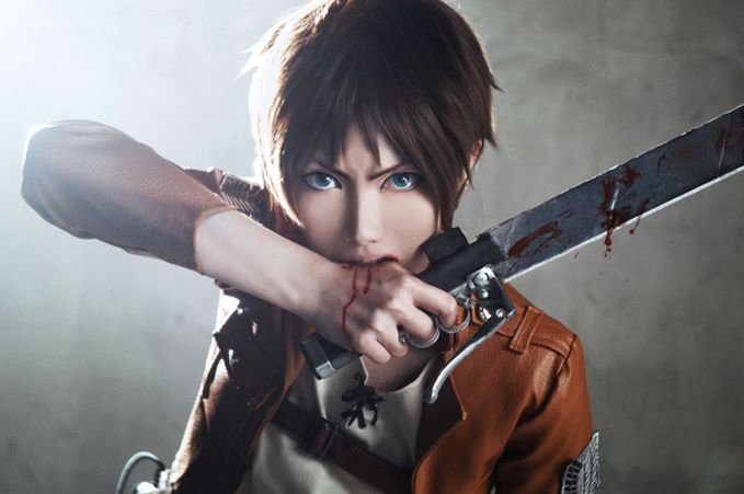 Eren Jaeger (Shingeki no Kyojin) Cosplay by Mon Mon Profile : http://cosplaymaniax.com/cosplay/taiwan/mon/ More Photos & Cosplayer Profile Visit us : http://cosplaymaniax.com/ Blog : http://cosplaymaniax.blogspot.com/