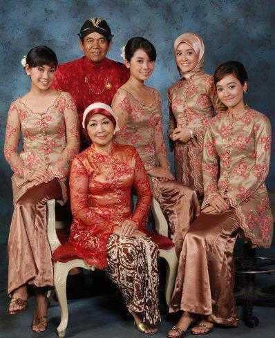keluarga Anisa Rahma Adi