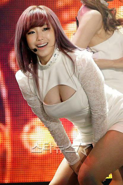 Hyo Sung Secret Sexy God Damn Hot.. see more: http://gallianmachi.blogspot.com/