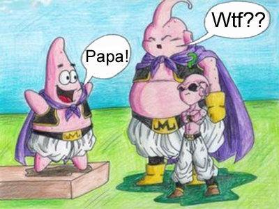 Patrick itu anaknya Bhu yach ?! Hihihihi...