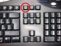 Cara ScreenShoot PC/Laptop