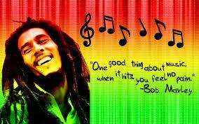 anda kenal orang ini ?ini adalah bob marley sang raja reggae ....wownya gan fansnya bob marley !!:DD