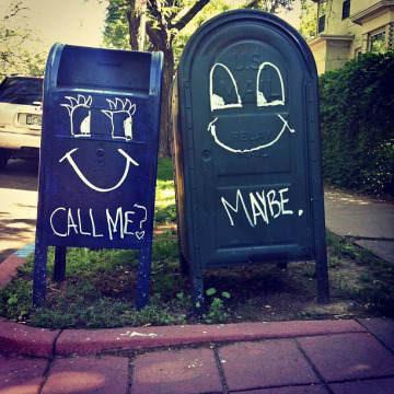 So Call Me May be :P