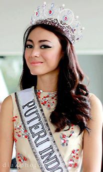 Ini dia foto-foto cantik Whulandary Herman 16 Besar Miss Universe 2013 http://technetium-tc.com/id-297546
