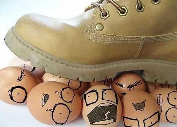 aaa >_< telurnyaa lucu yya .. wow nya manna ?