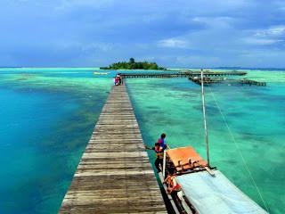 Keindahan Pulau Tidung yang tiada tertandingi saat ini http://www.bonte-tidung.com/