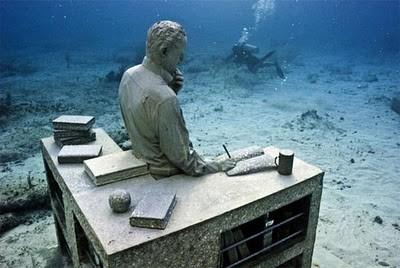 """Musium Bawah Laut Terbesar Di Dunia """"national marline park"""""""