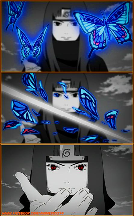 Naori Uchiha Kunoichi uchiha penyelamat klan uchiha dari keserakahan!!!!