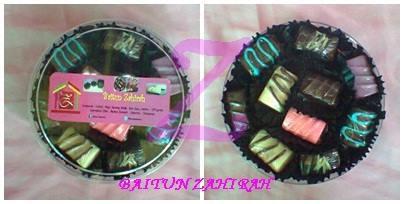 Coklat dengan 5 rasa dalam 1 toples.. yummyyyy.. yuuukk order MInatt hub 021-80277370 PIN 974AA2C8