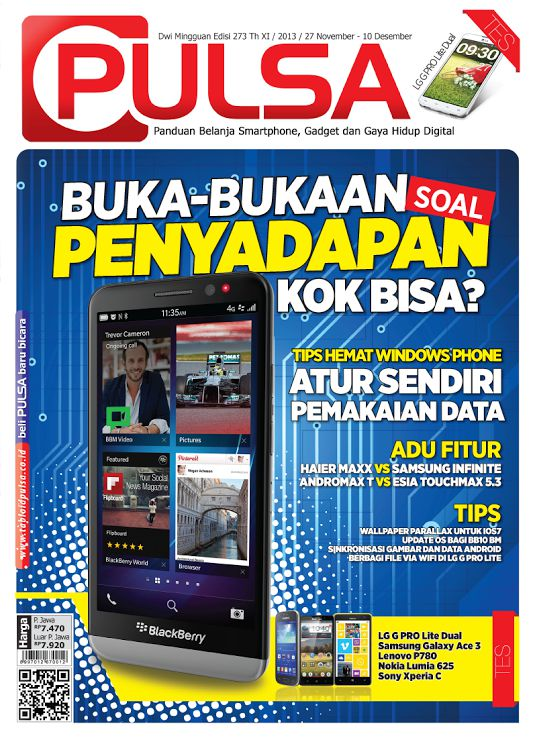 Tabloid Pulsa Edisi 263 03 Juli 2013 - 19 Juli 2013