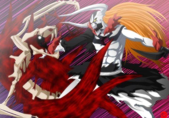 Naruto Kyubi Ekor 6 Vs Ichigo Hollow Level 2 Kira2 Siapa Yang Akan