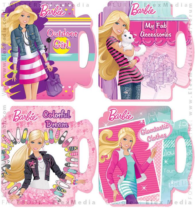 Belajar bahasa Inggris terasa semakin menyenangkan bersama Barbie! Seri BARBIE SPONGE BOOK http://ow.ly/rlwhP mobile http://ow.ly/rlwik Harga: Rp. 60,000