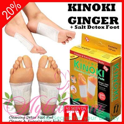 Kiyome Kinoki Ginger + Salt Cleansing Detox Foot Pads berfungsi untuk menyerap racun. Harga Promo : Rp 15.000 For Order SMS : 0896 5234 5657 BBM : 237074A2