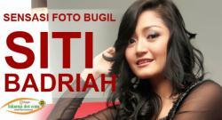Ketiga foto mirip Siti Badriah itu muncul pertamakali di sebuah akun Twitter @ Vina78