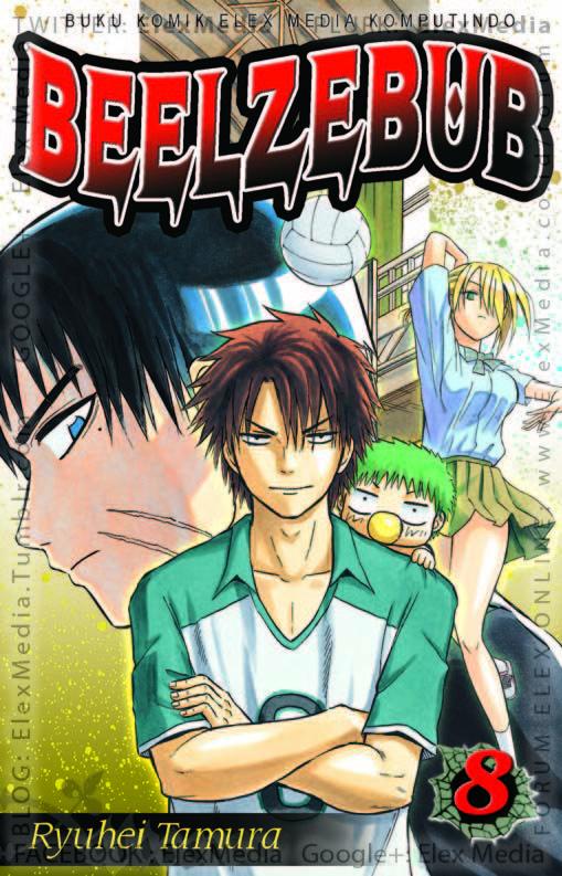 #BukuBaru Segera Terbit! Pertarungan Rokkisei melawan siswa SMA Ishiyama telah diputuskan, yaitu pertandingan voli. Mau tidak ya Oga dkk bertanding voli? BEELZEBUB vol. 08 http://ow.ly/rsXmi mobile http://ow.ly/rsXnE Harga: Rp. 18.500