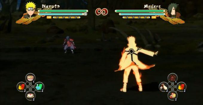 Naruto vs Madara, ada yang udah coba main game ini ?