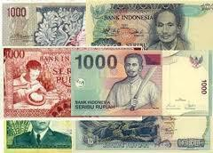Transformasi uang seribu rupiah, dari dulu hingga sekarang :)