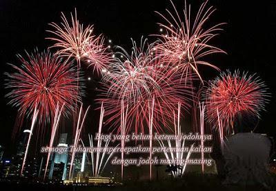 Ucapan selamat tahun baru terbaik