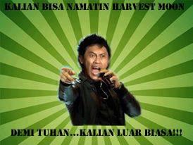 Hahahahahahahahaha Harvest Moon Bisa Di Tamatin zzzzzzzzz !!!!!! ............................. Wow..............................