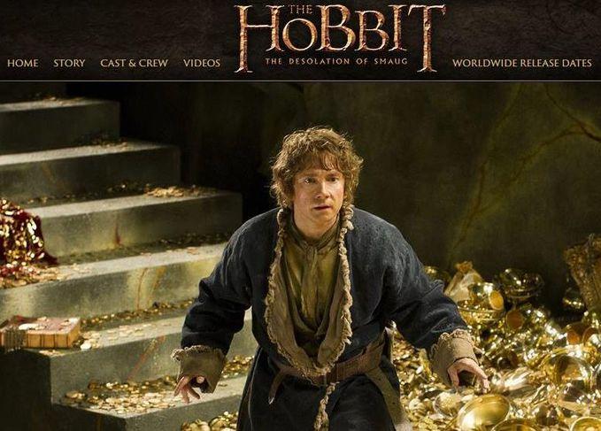 Berikut ini 10 Film yang berada dalam top box office sampai 16 Desember 2013. The Hobbit: The Desolation berada dalam posisi teratas minggu ini dengan pendapatan $73,7 Juta berdasarkan laporan imdb menggeser Frozen.