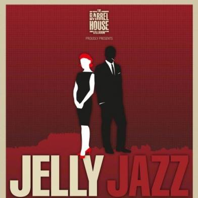 31st December 2013 | 8pm - 2am Jelly Jazz New Years Eve Party 2013... Mad Men style!