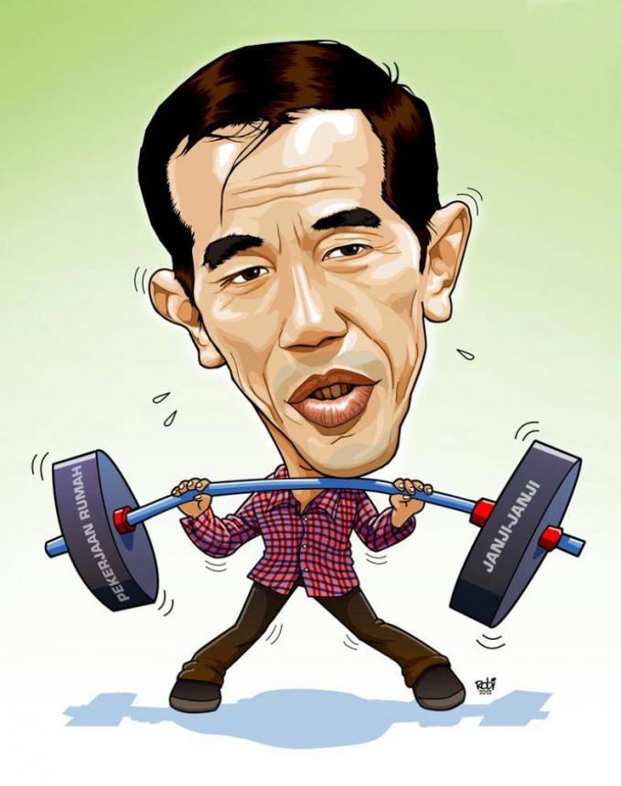 Siapa Bilang Jokowi Tidak Korupsi? Ini Buktinya!