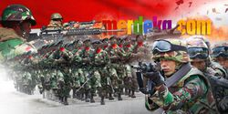 Urutan Kepangkatan TNI