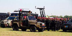Kekuatan Militer Indonesia Ditakuti Australia