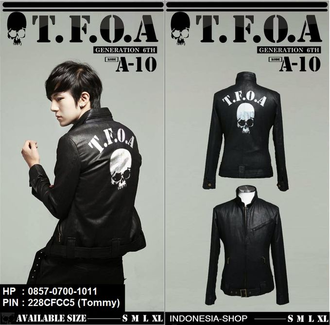 TFOA Generation 6th - Crows Zero