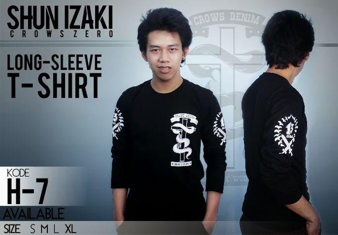 T-Shirt IZAKI - Crows Zero