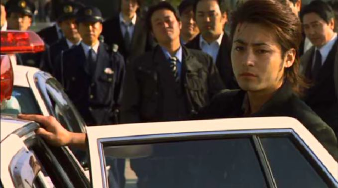 ketangkep police - Serizawa crows zero