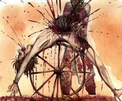 eksekusi mati pada zaman dahulu,,