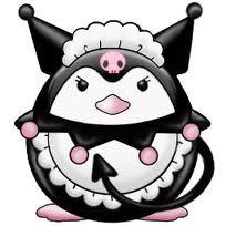inii diaa the Pinguin of Kuromi :D