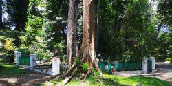 1. Komplek Makam istri Prabu Siliwangi Merdeka.com - Saat malam, komplek Makam Ratu Galuh selalu dihindari satpam Kebun Raya. Bukan karena jauh atau gelap, tetapi nuansa berbeda dirasakan ketika melangkahkan kaki menuju makam yang berada dekat