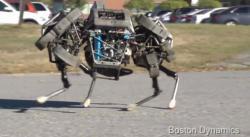 Tahun lalu, ketika DARPA merilis video sebuah robot baru yang dirancang untuk meniru