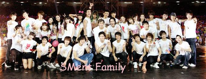 smtown family ....