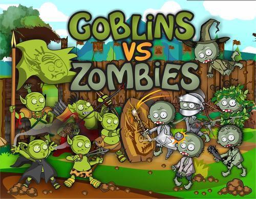 Ini Dia Game Android Keren Buatan Indonesia... game ini mampu melampaui target di Kickstarter, menjadikannya sebagai salah satu proposal tersukses asal indonesia. Lihat detailnya di link berikut ini http://teknofress.com/goblins-vs-zombie-game