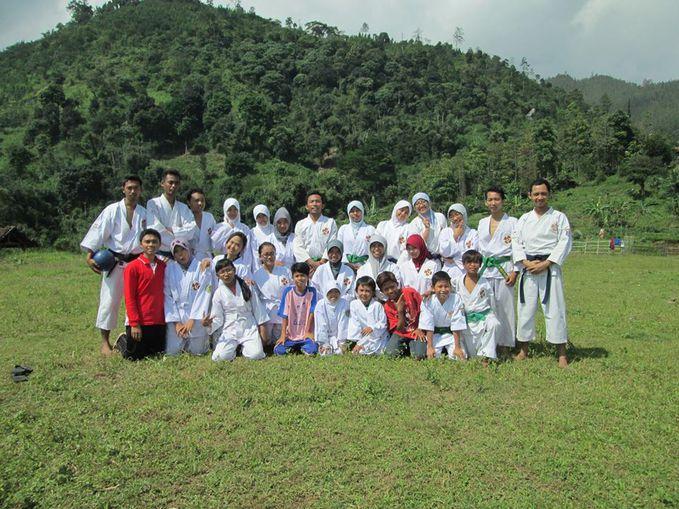 Latihan Alam di pacet agustus 2013 :) pacet MOJOKERTO
