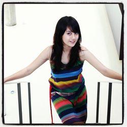 """Kali Ini Mimin akan menampilkan Biodata Nabilah JKT48 (Oshimen mimin) Beserta Foto.. Nabilah Ratna Ayu Azalia Nabilah Ratna Ayu Azalia adalah anggota tahap pertama dari grup idola JKT48. Nabilah adalah anggota termuda di JKT48, pada saat masuk JKT48 umur Nabilah 11 tahun 358 hari, pada saat ini ia juga duduk di bangku kelas 1 SMP. Gadis cantik berdarah Jakarta ini merupakan salah satu dari anggota JKT48 yang telah memiliki pengalaman dalam dunia periklanan, pada saat itu Nabilah memerankan iklan Zevit Grow.[1] Di JKT48 Nabilah merupakan anak yang paling ceria, dia juga sangat dekat dengan Neneng Rosediana (Ochi) dan Melody Nuramdhani L. Profile Lengkap dan Biodata Nabilah JKT48 ~ Nama lahir: Nabilah Ratna Ayu Azalia ~ Nick : Ayu-Chin, Nabilah~ ~D.O.B. : November 11, 1999 ~ Tempat Lahir: Jakarta ~ Tinggi: 152 cm ~ Horoskop: Scorpio ~ Golongan Darah: B ~ Jikoushokai [Salam Pengantar]: """"!! Haii Nama saya Nabilah aku si Cerewet.. Lets Have Fun Together!"""" ~ About Her:E-nergetic T-alkative B-aby. I bring smile to others ^^ coz as JKT48 members i bring happiness to everybody Nabilah JKT48 paling energik dari semua member yang lain. Berikut adalah Fakta dari si cerewet.Tentang Nabilah JKT48 Fakta ~ Agama: Islam ~ Favorit Warna: Merah, Pink, Brown ~ Kartun Favorit: Doraemon, Fairy Tail~ Olahraga favorit: basket, renang ~ Favorit Subyek: Ilmu, Seni, Agama, Bahasa Inggris ~ Makanan Favorit: Makanan panas dan asam, Sushi, Tempura ~ Favorit Gambar: Hari Lady ~ Indonesian Idol: Agnes Monica ~ American Idol: Elvis Presley ~ Music Genre: Rock, Metal, Pop, RnB ~ Dance: Hip Hop, Break Dance ~ Hobby dan Likes: Singing, Dancing, Bertindak, Travelling ~ Nama lengkap nya berarti bahwa perempuan yang cerdas, seperti permata dan indah seperti bunga ~ """"Aku ingin hanya satu, jangan pernah berpikir negatif tentang saya, berpikir positif tentang saya"""" ~ Tipe Cowok yang disukai Nabilah """"Cool pendiam, aku kan cerewet jadi bisa saling mengimbangi. Yang pasti sayang sama orangtua,"""" ~ Pelajaran: Il"""