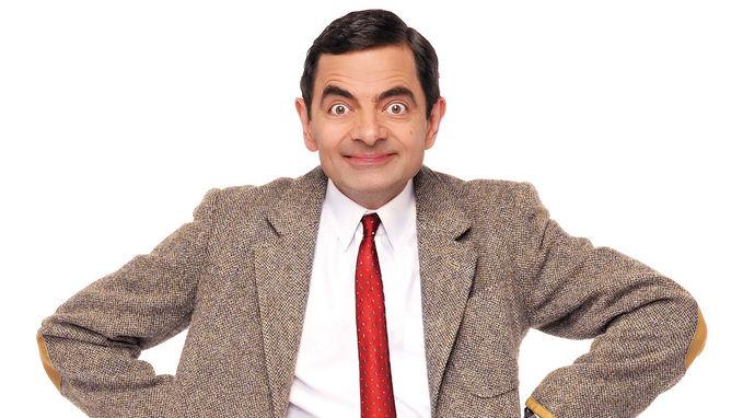 Selamat Ulang Tahun Mr Bean. (Rowan Atkinson)