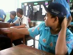 Foto Penampakan Kuntilanak Terjepret Kamera Siswa SMP