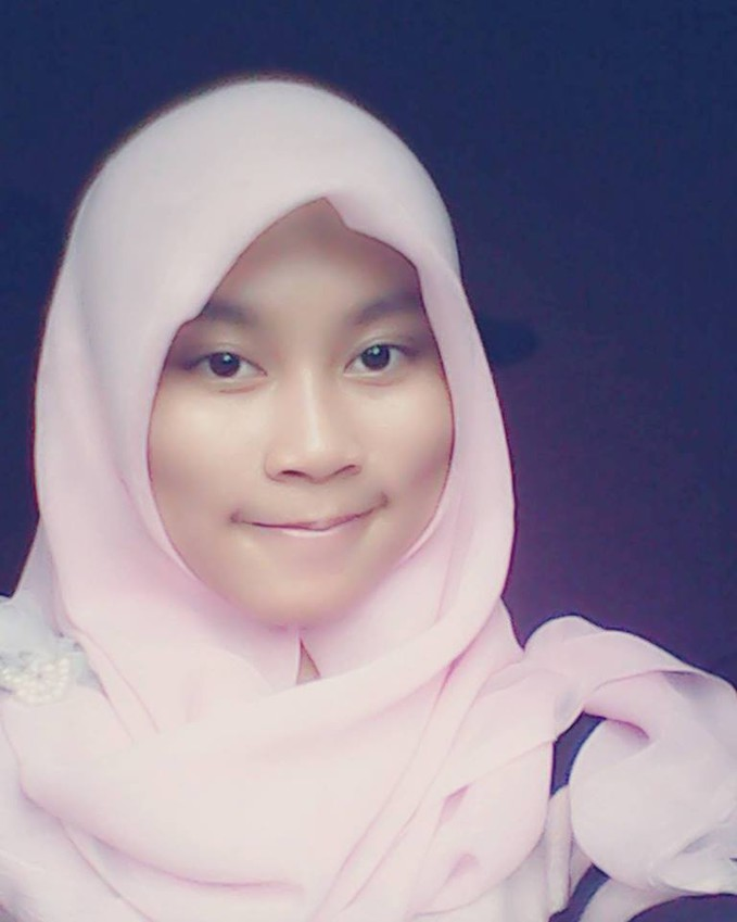 my hijab style.. haii.. my name is Syifa