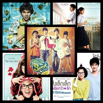 5 film thailand yang wajib di tonton 1. First Love: A Crazy Little Thing Called Love 2. Hello Stranger 3. Suck Seed 4. The Billionaire 5. Friendship