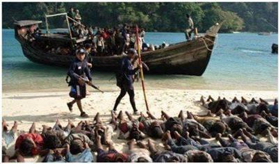 """Muslim Myanmar Dijadikan Tumbal, Tentara Myanmar Perkosa 100 Perempuan Pemerintah Myanmar (dulu Burma) melancarkan """"kampanye pemusnahan etnis"""" terhadap warga muslim Rohingya. Tentara Myanmar Perkosa 100 Perempuan Mengapa Myanmar punya nyali be"""